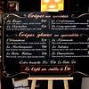 Crepe Restaurant in Paris France