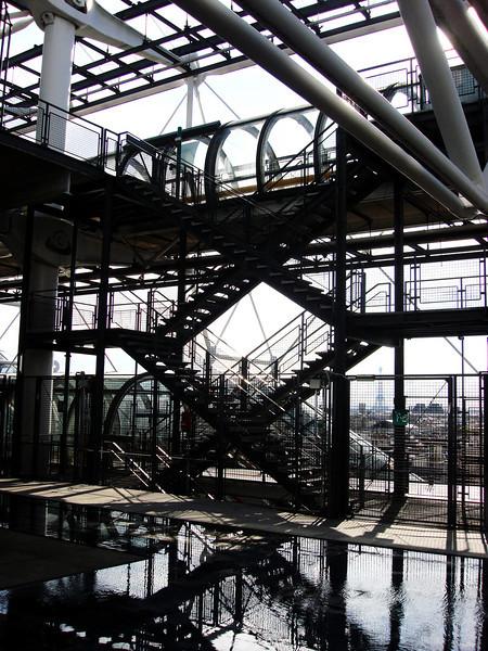 Pompidou Museum in Paris France