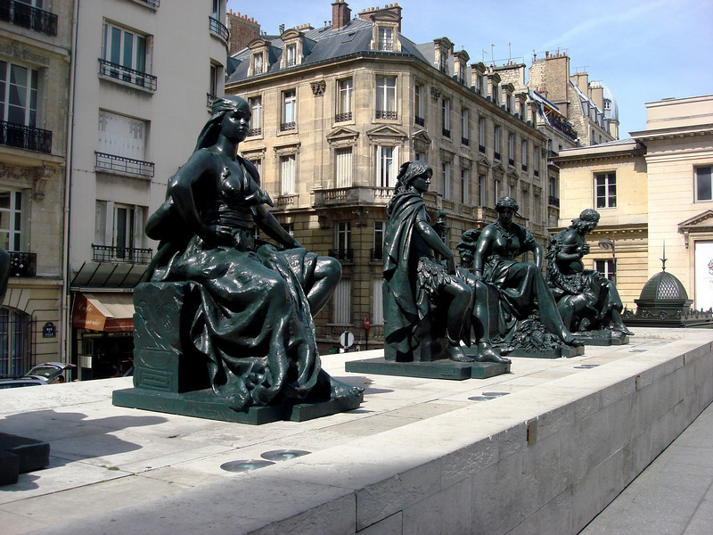 Art in Paris France