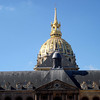 Les Invalides in Paris France