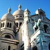 Sacre de Coeur Basilca in Paris France