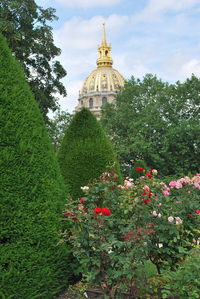 Les Invalides in Paris France 2