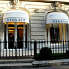 House of Versace in Paris France