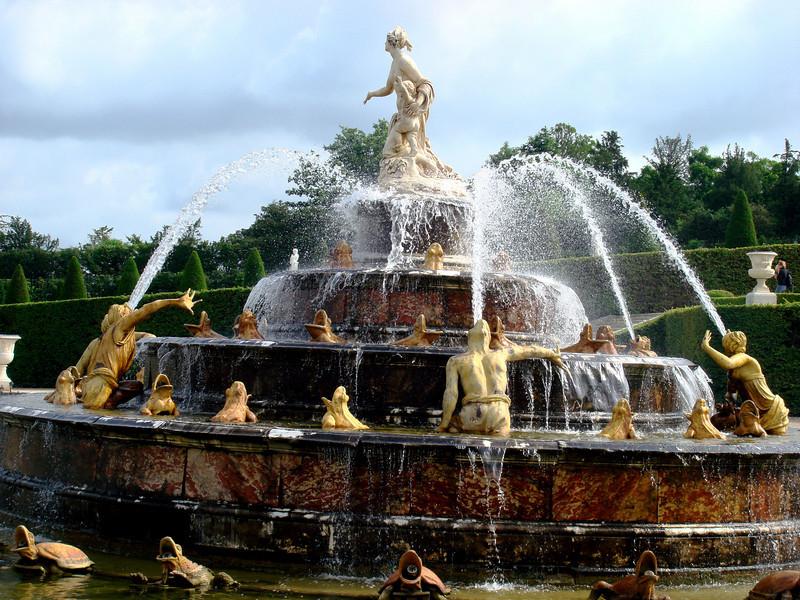 Versailles Palace near Paris France 2