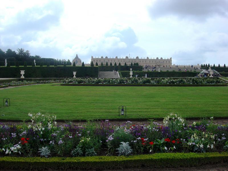 Versailles Palace near Paris France 3