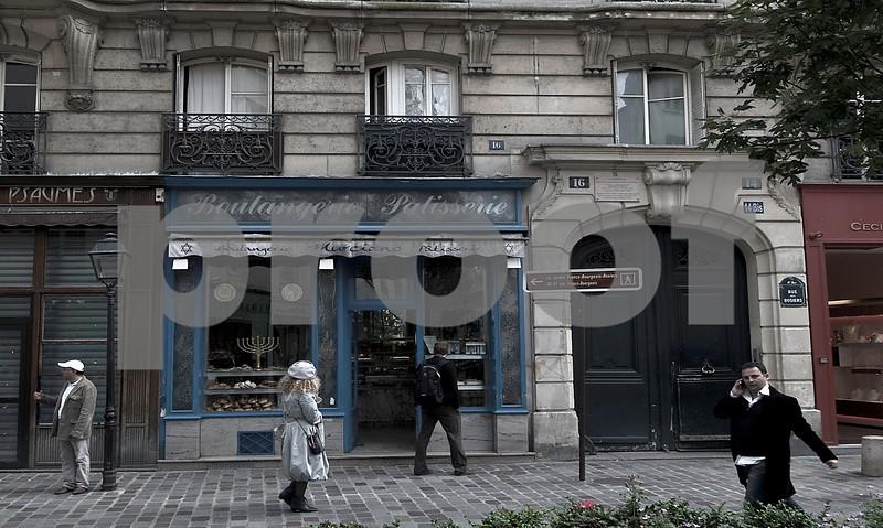 rue de Rosiers