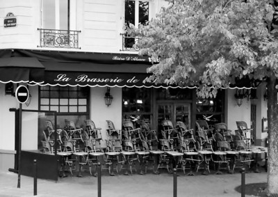 Brasserie, Early Morning