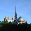 Notre Dame Cathedral in Paris 2