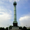 Place de la Bastille in Paris France