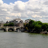 Seine River in Paris France 2