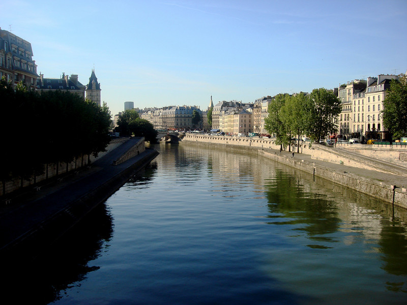 Seine River in Paris 2
