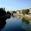 Seine River in Paris 2