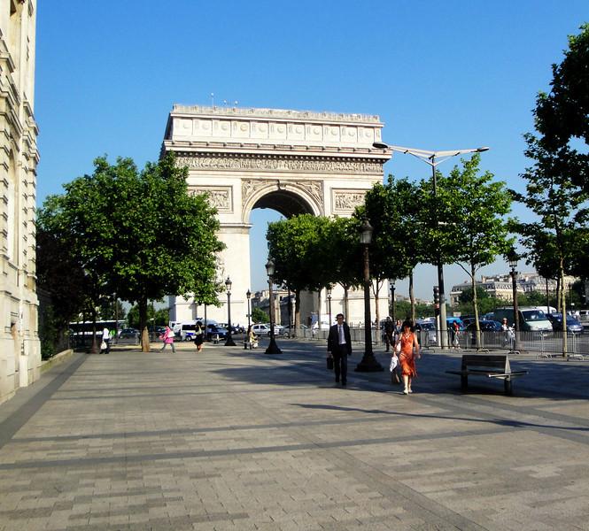 Arc de Triumph Paris France