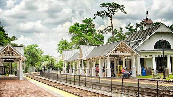 "WPP1336  ""Winter Park Train Station"""
