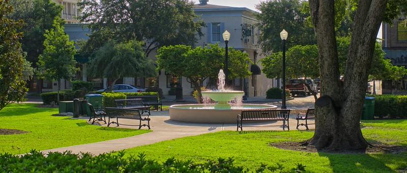 "WPP1337  ""Veteran's Fountain"""