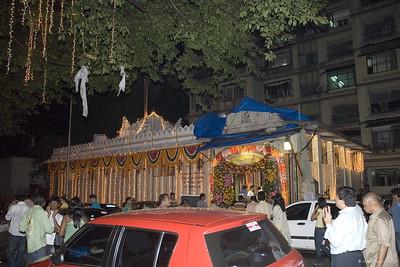 Parshwanath temple 25 anniversary