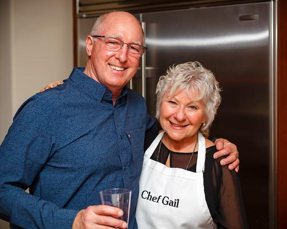 Jim and Gail