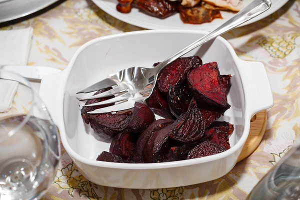Can't beat Roasted beets