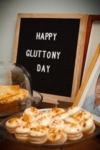 Happy Gluttony Day!