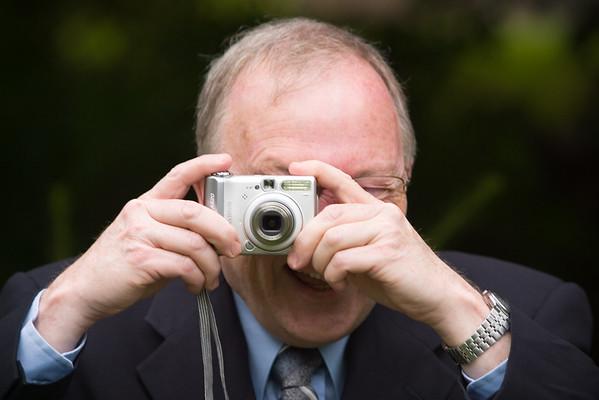 Camera toting Alan
