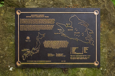Mayne Island's connection with Japan