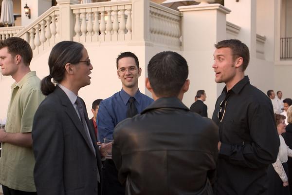 Greg, Neil, Malcolm, and Jason