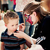 Face Painting, Orthodox Pascha
