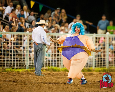 Southern Rodeo Company 32nd Annual Shady Dale Rodeo with funny man Mike Wentworth