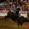 The Great Southland Stampede Rodeo on April 9, 2015 in Athens, GA .