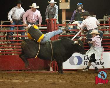 Bull riding event - Southern Rodeo Company