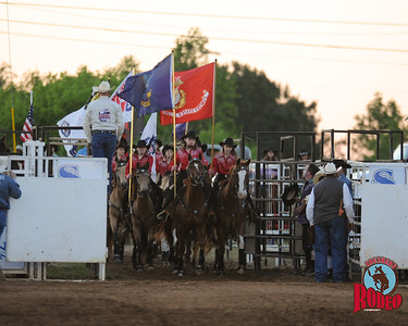 At the rode - Southern Rodeo Company May 1,  2015