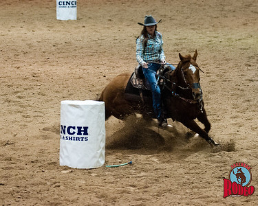 Barrel racing - Southern Rodeo Company