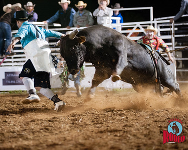 Bull fighters - Southern Rodeo Company
