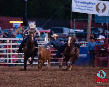 Steer Wrestling - Southern Rodoe Company