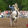 Southern Rodeo Company Saddle Bronc event in Calhoun, GA July 19-20, 2013