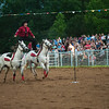 Southern Rodeo Company - Shady Dale, GA June 2014 with Dusti Crain and Justin Dickerson