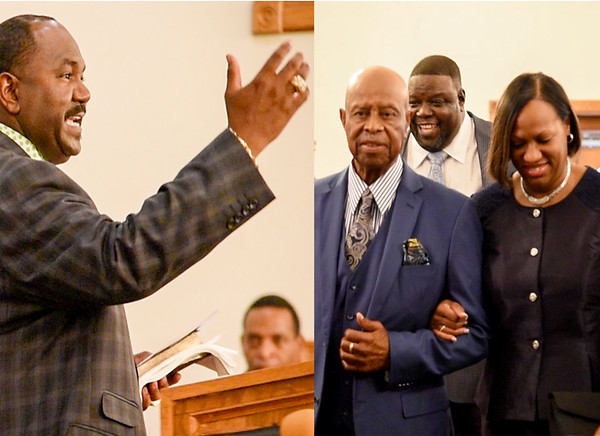 Pastor Cox 35 Years/ Pastor Davis Speaker