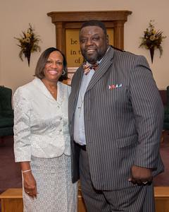 Pastor Cox 35 Years Preaching / 8 Years Pastoring