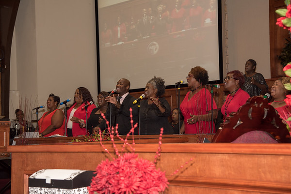 Pastor Daniels 9th Anniversary