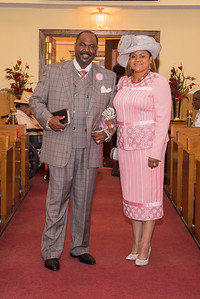 Pastor Davis 14th Anniversary