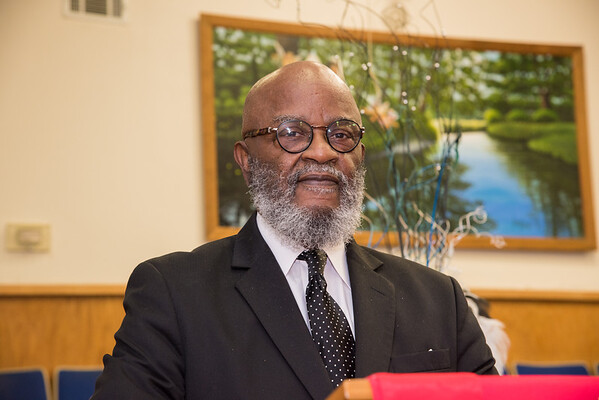 Pastor Martin AME