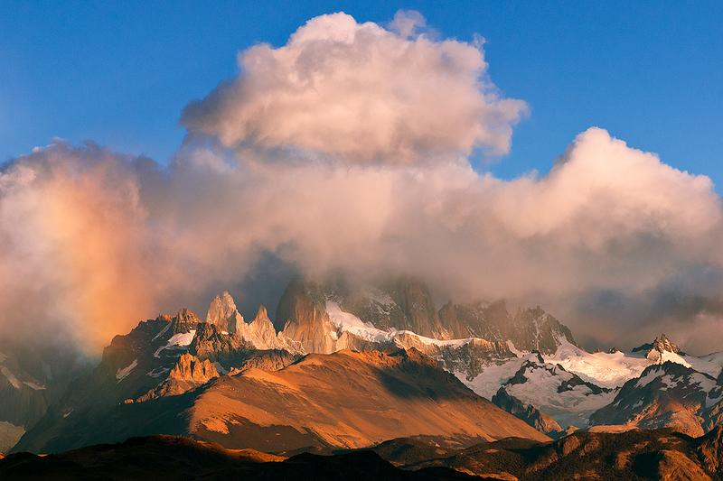 #Pat 150 Fitz Roy, Los Glaciares Natl. Park, Argentina