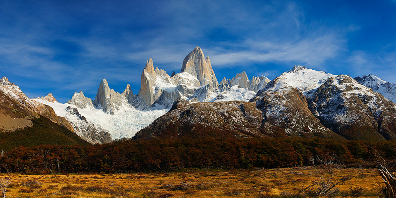 #Pat 321 Fitz Roy, Los Glaciares Natl. Park, Argentina