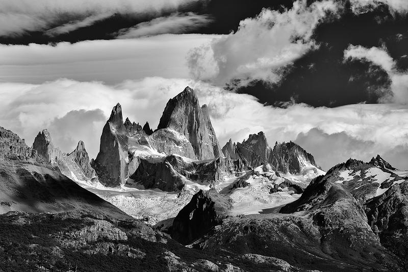#294 Fitz Roy, Los Glaciares Natl. Park, Argentina