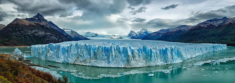 #Pat 039 Perito Mereno Glacier, Los Glaciares Natl. Park, Argentina