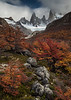 Fall Colors at Fitz Roy