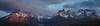 Sunrise - Torres del Paine