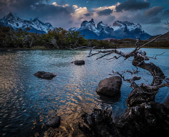 Pehoe Lake - Torres del Paine