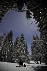 Night photo, Mont crosin Photography, Stefan Meyer Photography. Tour du Moron, Moutier, Court, Bienne, Chasserale. Etoiles, voie lactée