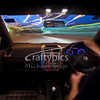 10 Second exposure taken by securing my camera on a tripod behind the Drivers seat. Using a remote release next to me and the camera on a 10 second timer.<br /> <br /> Taken just after sunset when there was still a bit of ambient light in the sky